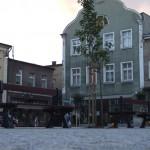 Plac Jana Pawła II w Wąbrzeźnie