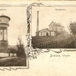 Wieża cieśnień z 1906